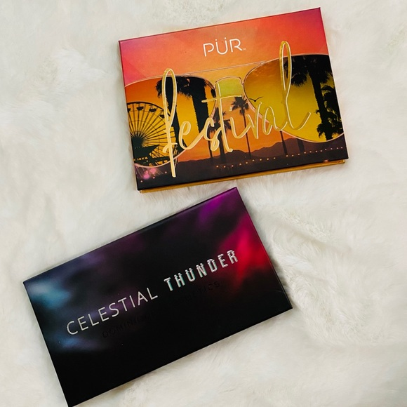 Pur Other - New Pur and Dominique Cosmetics Makeup Palettes